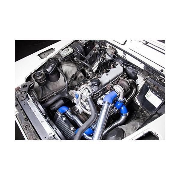 CXRacing Intercooler Piping Intake Radiator Fan Shroud Kit For Land Ro|zappinya|02