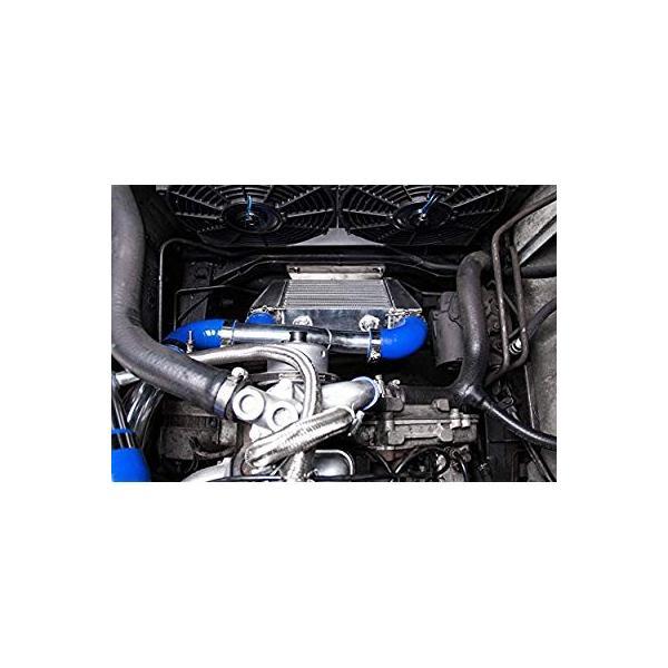 CXRacing Intercooler Piping Intake Radiator Fan Shroud Kit For Land Ro|zappinya|12