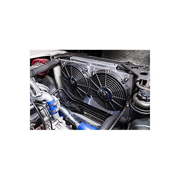 CXRacing Intercooler Piping Intake Radiator Fan Shroud Kit For Land Ro|zappinya|16