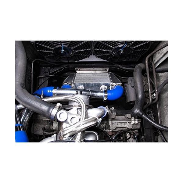 CXRacing Intercooler Piping Intake Radiator Fan Shroud Kit For Land Ro|zappinya|07