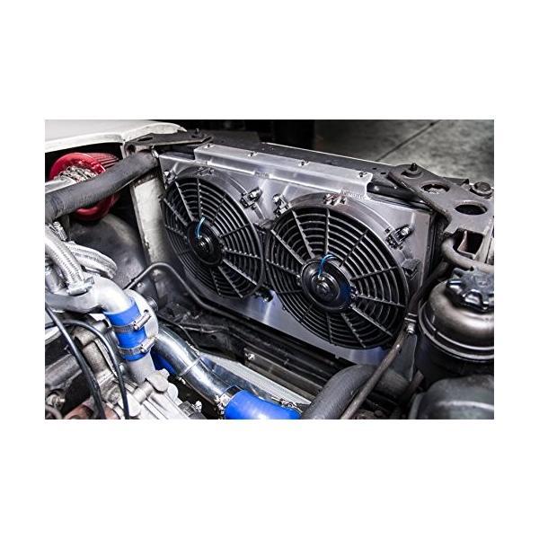 CXRacing Intercooler Piping Intake Radiator Fan Shroud Kit For Land Ro|zappinya|09