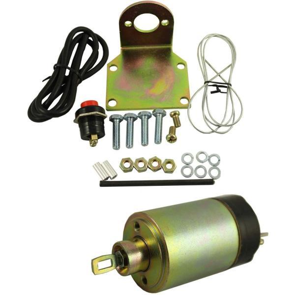 with 2 door poppers solenoid shaved door kit New 50lb hot rod rat rod complete