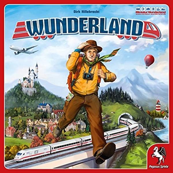 ワンダーランド Wunderland[52200G]
