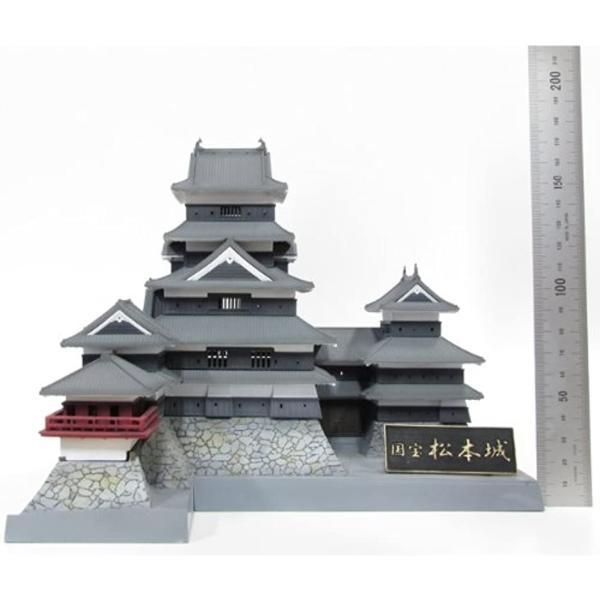 ピーエムオフィスエー 1/200 Castle Collection 国宝 松本城6