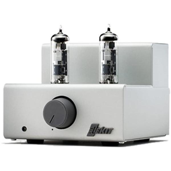 PCL86シングルステレオパワーアンプキット真空管アンプTU-8100(グレー)