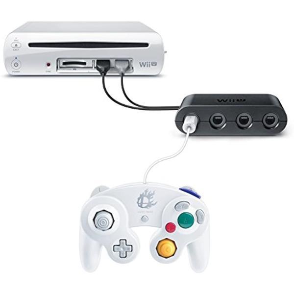 Wii U用ゲームキューブコントローラ接続タップ[WUP-A-GGKA(JPN)](Nintendo Wii U)|zebrand-shop|03