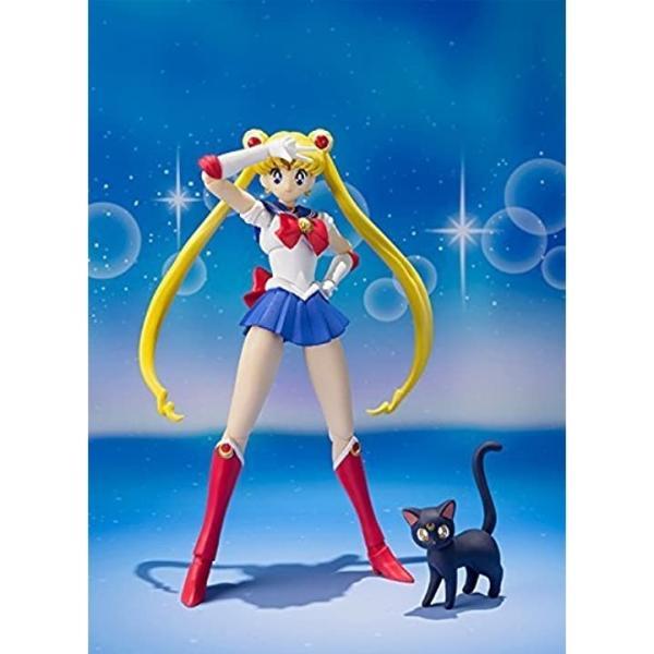 美少女戦士セーラームーン S.H.Figuarts セーラームーン 〜オリジナルアニメカラー〜3