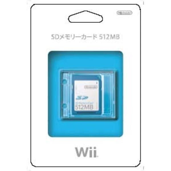 SDメモリーカード 512MB|zebrand-shop