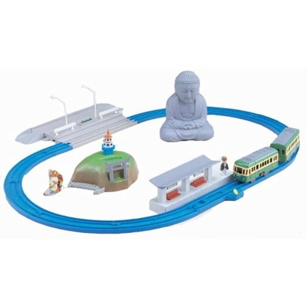 プラレール 江ノ電 海の見える旅セット