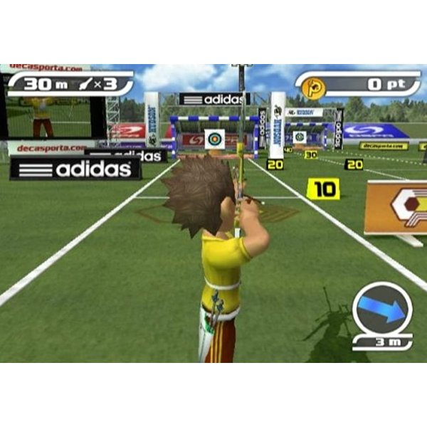 DECA SPORTA デカスポルタ Wiiでスポーツ'10'種目.[193706011](Nintendo Wii) zebrand-shop 04