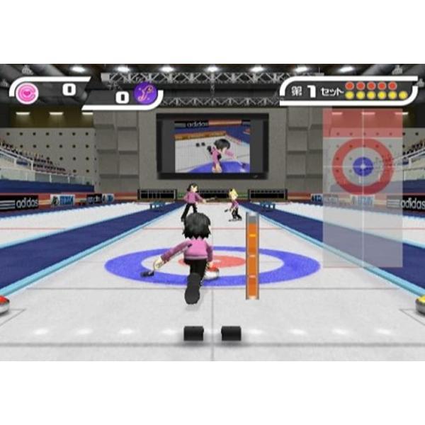 DECA SPORTA デカスポルタ Wiiでスポーツ'10'種目.[193706011](Nintendo Wii) zebrand-shop 06