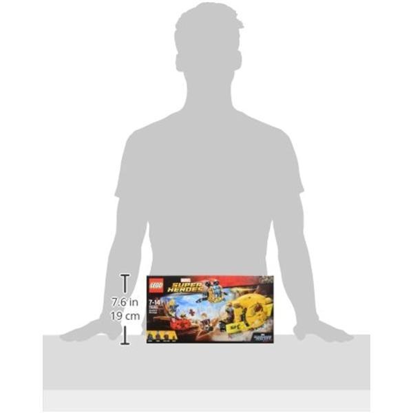 レゴ LEGO スーパー・ヒーローズ アイーシャの復讐 7608010