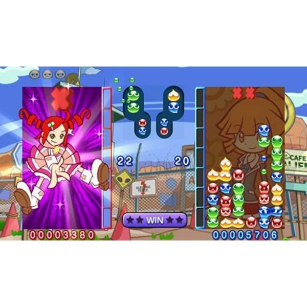 ぷよぷよ7 - PSP[ULJM05539]|zebrand-shop|04