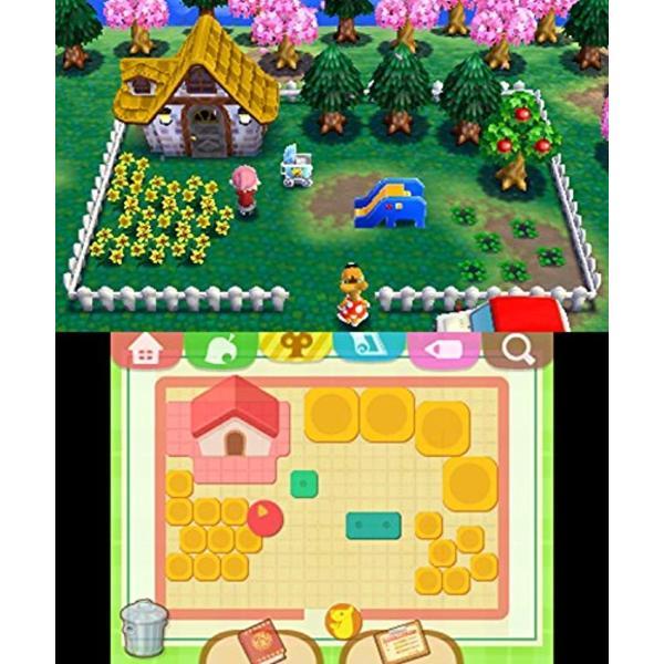どうぶつの森 ハッピーホームデザイナー ニンテンドー3DS NFCリーダー/ライターセット[CTR-Q-EDHJ](Nintendo 3DS)|zebrand-shop|07