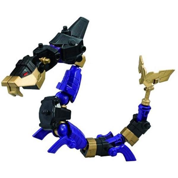 爆獣合神ジグルハゼル ハゼルオーダイン ブラックVer.6