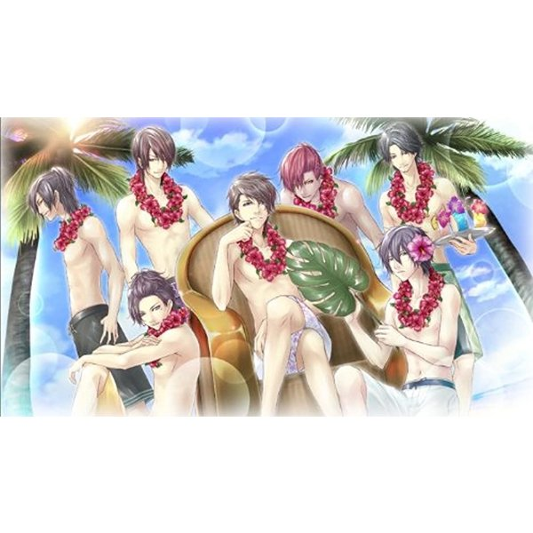 STORM LOVER 夏恋.. 通常版 - PSP[ULJS00396]|zebrand-shop|03