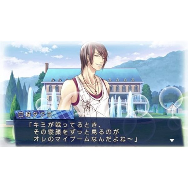 STORM LOVER 夏恋.. 通常版 - PSP[ULJS00396]|zebrand-shop|08