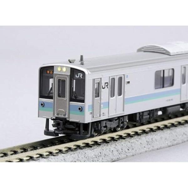 KATO Nゲージ E127系 100番台 大糸線 1パンタ編成 2両セット 10-593 鉄道模型 電車1