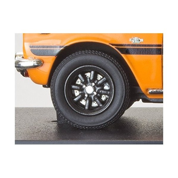 MARK43 1/43 いすゞ ベレット GT タイプR PR91W スポーツホイール メープルオレンジ 完成品[PM4314SP]|zebrand-shop|04