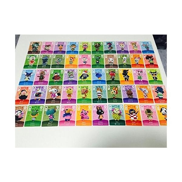 「どうぶつの森 amiiboカード 第1弾」100種類セット「フルコンプ」 … zebrand-shop 02