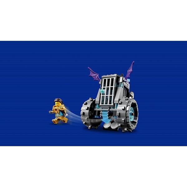 レゴ LEGO ネックスナイツ ガギヅメガーゴローラー 703497