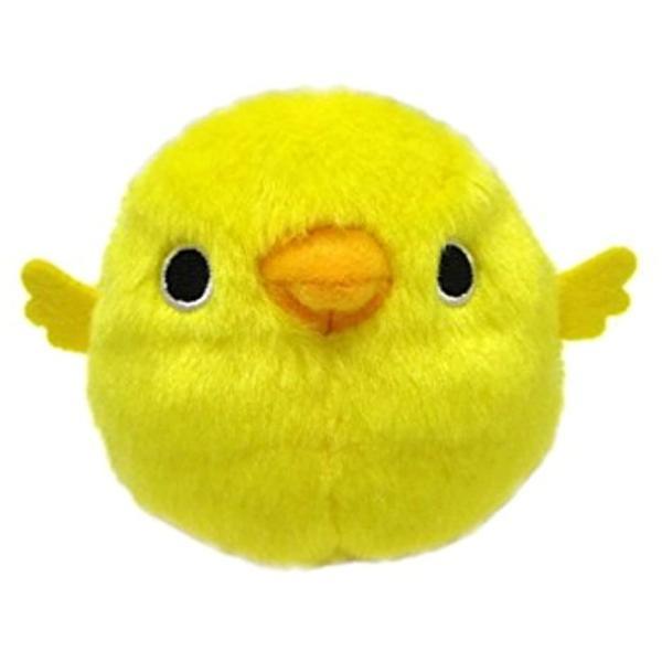 とりだんご ヒヨコ ぬいぐるみ 小鳥 高さ7cm[151130] zebrand-shop