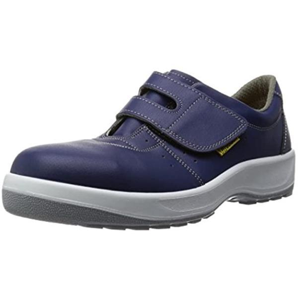 安全靴 スニーカー MSN395 静電 ネイビー/26.0[MSN395 静電](ネイビー, 26.0 cm)