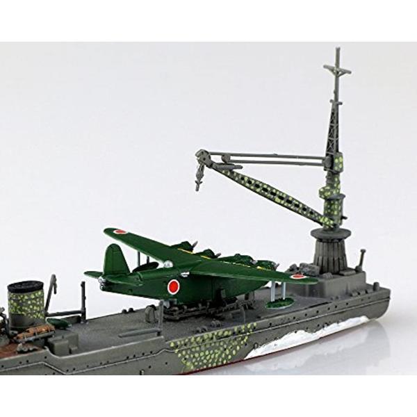 艦これプラモデルシリーズ No.33 艦娘 水上機母艦 秋津洲 1/700スケール[33] zebrand-shop 05