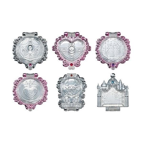 美少女戦士セーラームーン ムーンクリスタルミラー 全6種セット[バンダイ]|zebrand-shop|02