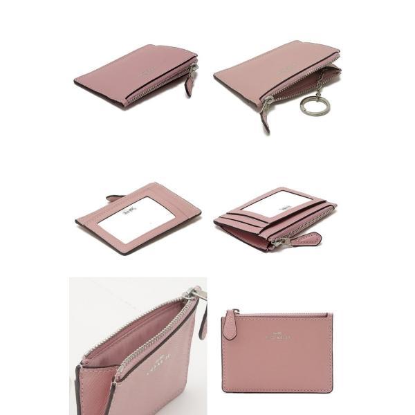 コーチ COACH 財布 キーケース キーリング コインケース メンズ レディース 12186SVXR  ネコポス|zeitakuya|03