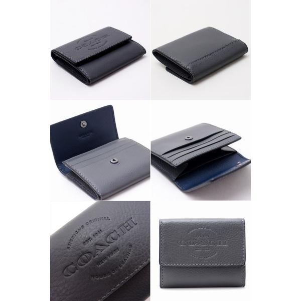 e4ececd1a529 ... コーチ COACH 財布 メンズ コインケース 小銭入れ カードケース 24652GPH|zeitakuya|03