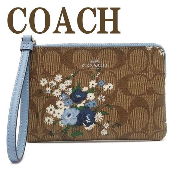 コーチ COACH ポーチ クラッチバッグ ハンドポーチ 財布 レディース iPhone ケース スマホ 39070SVLMB|zeitakuya