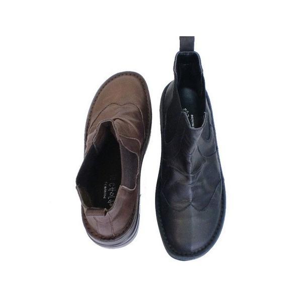サイドゴアブーツ ブーツ 新色追加楽楽サイドゴアショート