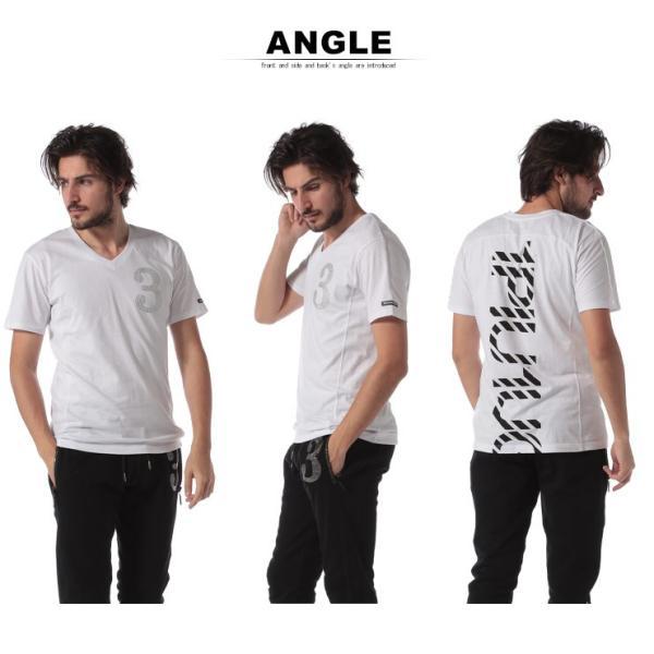当店独占販売 1PIU1UGUALE3 RELAX ウノ ピュ ウノ ウグァーレ トレ リラックス Tシャツ 半袖 バックプリント Vネック メンズ トップス 1PRUST938SZ|zen|05