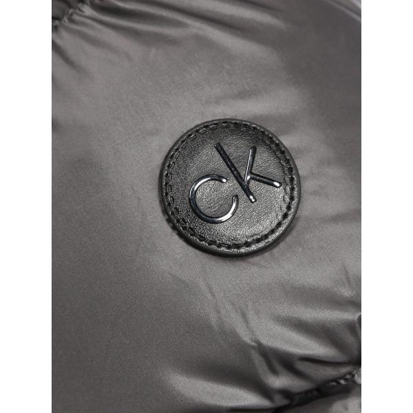 カルバンクライン メンズ ダウン Calvin Klein CK ダウンジャケット ナイロン フード パーカー ブランド アウター ブルゾン フード取り外し CKCM918826 zen 06