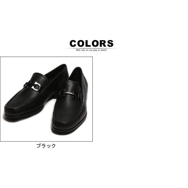 サルバトーレ フェラガモ Salvatore Ferragamo ローファー レザー ガンチーニ メンズ ブランド ビジネス シューズ タッセル 革靴 紳士 FGGRANDIOSO8F|zen|06
