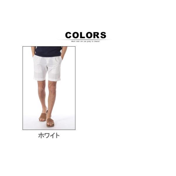 PT01 ピーティーゼロウーノ ショートパンツ コットン ワンタック ストレッチ WHITE ブランド メンズ ボトムス ショーツ バミューダ PTCBYS11Z20BP23|zen|06