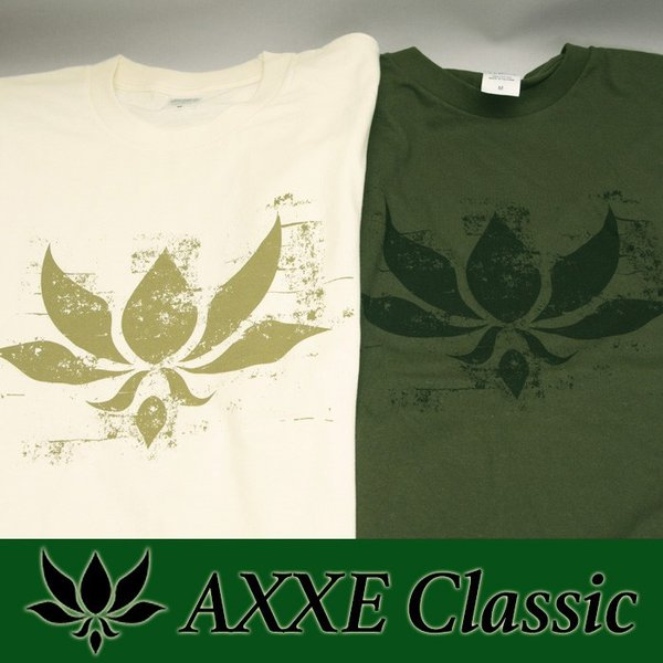 AXXE Classic:半袖Tee 2color/2020 SUMMER LIMITED アックスクラッシック Tシャツ