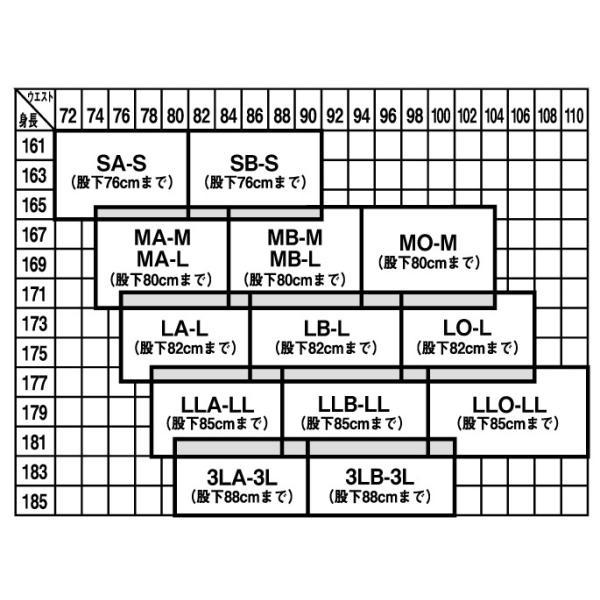 ダイワ スペシャルスリムウェーダー(先丸中割) SPW-4511VR-BL / 鮎|zeniya-tsurigu|06