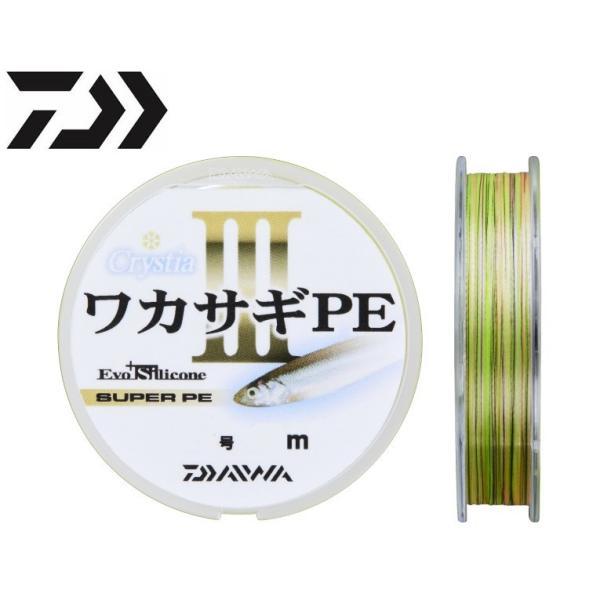 ダイワ クリスティア ワカサギ PE 3  30m / ライン|zeniya-tsurigu