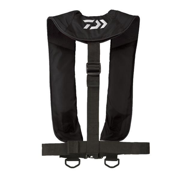 ダイワ ライフジャケット インフレータブルライフジャケット(肩掛けタイプ手動・自動膨脹式) DF-2608|zeniya-tsurigu|02