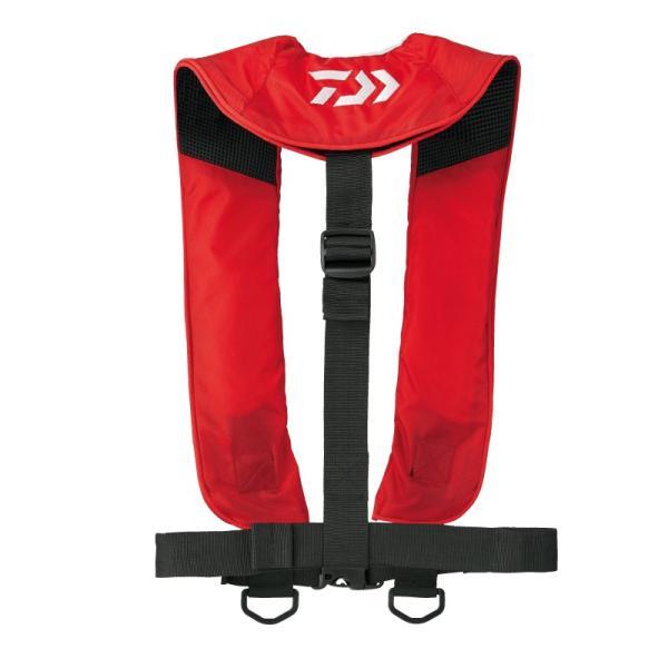 ダイワ ライフジャケット インフレータブルライフジャケット(肩掛けタイプ手動・自動膨脹式) DF-2608|zeniya-tsurigu|03