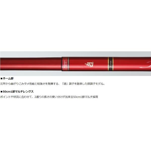 ダイワ 遡 フレイムホーク P-4 100M-Y 長尺パワーモデル / のぼり