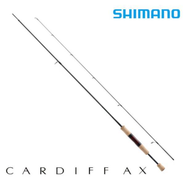 シマノ ロッド カーディフ AX S60SUL-FF 2ピース