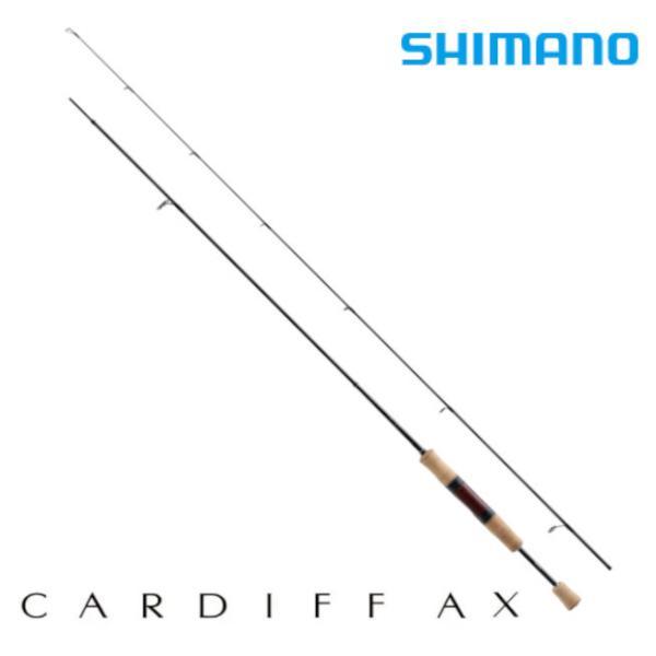 シマノ ロッド カーディフ AX S66SUL 2ピース