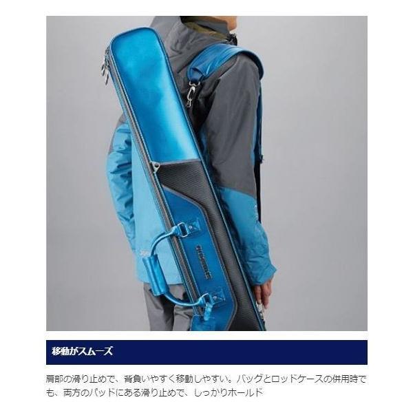 シマノ へらロッドケースXT  RC-012Q 3層  / ヘラバッグ|zeniya-tsurigu|05