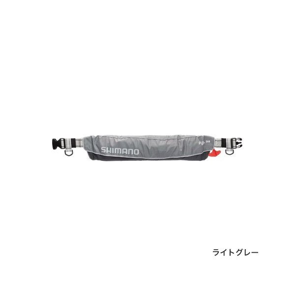 シマノ ライフジャケット ラフトエアジャケット(ウエストタイプ・膨脹式救命具)  VF-052K|zeniya-tsurigu|05