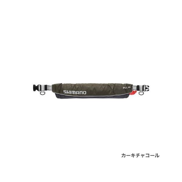シマノ ライフジャケット ラフトエアジャケット(ウエストタイプ・膨脹式救命具)  VF-052K|zeniya-tsurigu|06