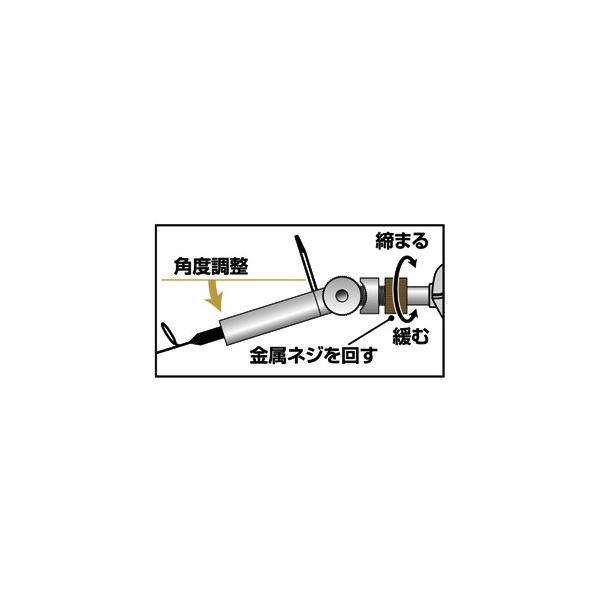 ダイワ クリスティア ワカサギ 可変アダプター(A)|zeniya-tsurigu|03