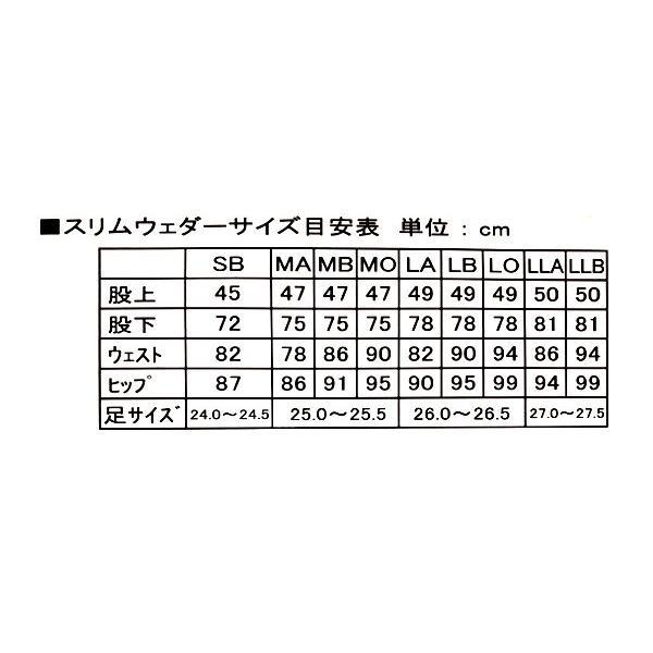 エクセル スリムウェダー FP-5570  / 鮎 zeniya-tsurigu 02